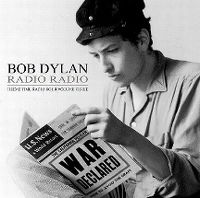 Cover Bob Dylan - Radio Radio - Volume Three