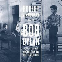 Cover Bob Dylan - Robert Zimmerman Plays Bob Dylan