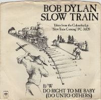 Cover Bob Dylan - Slow Train
