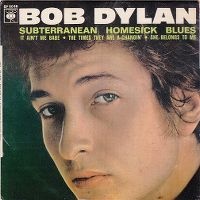 Cover Bob Dylan - Subterranean Homesick Blues
