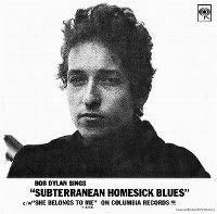 Cover Bob Dylan - Subterranean Homesick Blues