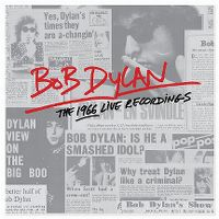 Cover Bob Dylan - The 1966 Live Recordings