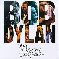 Cover Bob Dylan - The 30th Anniversary Concert Celebration