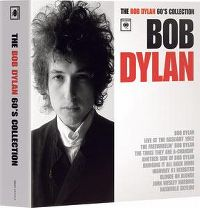 Cover Bob Dylan - The Bob Dylan 60's Collection