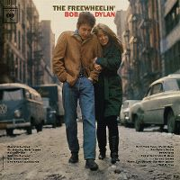 Cover Bob Dylan - The Freewheelin' Bob Dylan