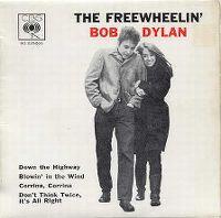 Cover Bob Dylan - The Freewheelin' Bob Dylan