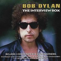 Cover Bob Dylan - The Interview Box