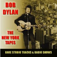 Cover Bob Dylan - The New York Tapes
