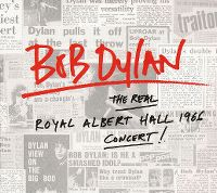 Cover Bob Dylan - The Real Royal Albert Hall 1966 Concert!