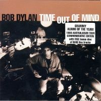 Cover Bob Dylan - Time Out Of Mind - Tour Edition