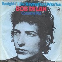 Cover Bob Dylan - Tonight I'll Be Staying Here With You