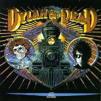 Cover Bob Dylan & Grateful Dead - Dylan & The Dead