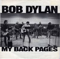 Cover Bob Dylan, Roger McGuinn, Tom Petty, Neil Young, Eric Clapton, George Harrison - My Back Pages (Live)
