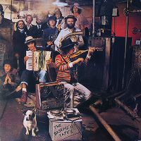 Cover Bob Dylan & The Band - The Basement Tapes