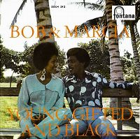 Cover Bob & Marcia - Young, Gifted And Black