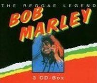 Cover Bob Marley - The Reggae Legend