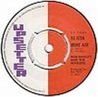 Cover Bob Marley And The Wailers - More Axe