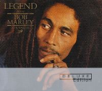 Cover Bob Marley & The Wailers - Legend