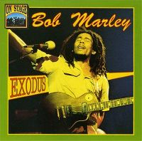 Cover Bob Marley & The Wailers - On Stage: Exodus