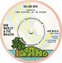 Cover Bob Marley & The Wailers - So Jah Seh