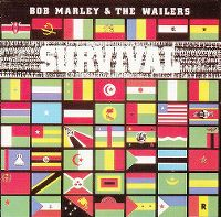 Cover Bob Marley & The Wailers - Survival