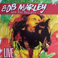 Cover Bob Marley & The Wailers - The Collection - Live