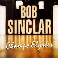 Cover Bob Sinclar - Champs Elysées