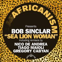 Cover Bob Sinclar - Sea Lion Woman