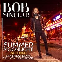 Cover Bob Sinclar - Summer Moonlight