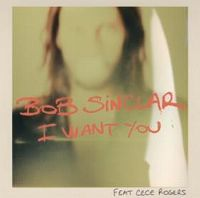 Cover Bob Sinclar feat. CeCe Rogers - I Want You