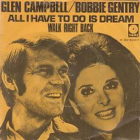 Cover Bobbie Gentry & Glen Campbell - All I Have To Do Is Dream