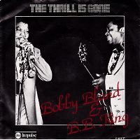 Cover Bobby Bland And B.B. King - The Thrill Is Gone