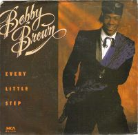 Cover Bobby Brown - Every Little Step