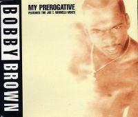 Cover Bobby Brown - My Prerogative '95