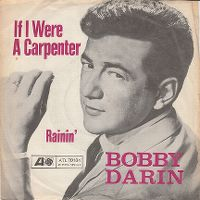 Cover Bobby Darin - If I Were A Carpenter