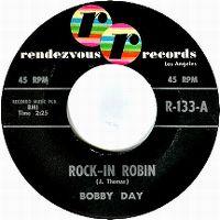 Cover Bobby Day - Rockin' Robin