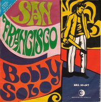 Cover Bobby Solo - San Francisco