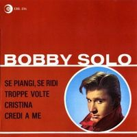 Cover Bobby Solo - Se piangi, se ridi