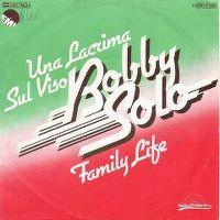 Cover Bobby Solo - Una lacrima sul viso