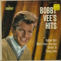 Cover Bobby Vee - Rubber Ball