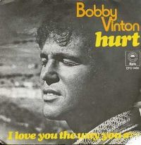 Cover Bobby Vinton - Hurt