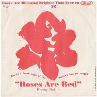 Cover Bobby Vinton - Roses Are Red (My Love)