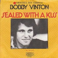 Cover Bobby Vinton - Sealed With A Kiss