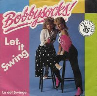 Cover Bobbysocks - Let It Swing