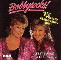 Cover Bobbysocks - Let It Swing