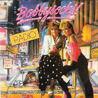 Cover Bobbysocks - Radio