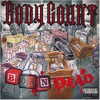 Cover Body Count - Born Dead