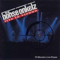 Cover Böhse Onkelz - Live in Vienna