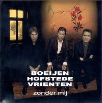 Cover Boeijen Hofstede Vrienten - Zonder mij