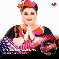 Cover Bojana Stamenov - Beauty Never Lies